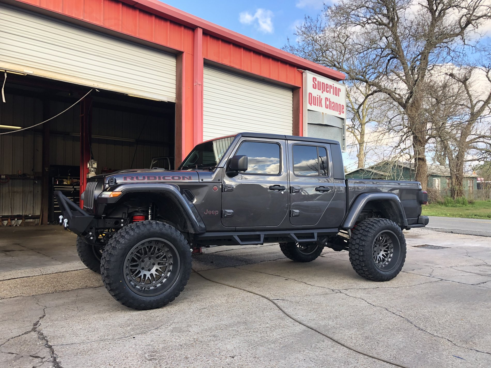 2020 Jeep Gladiator Rubicon W 6 Rough Country Lifts Jeep Gladiator Forum Jeepgladiatorforum Com