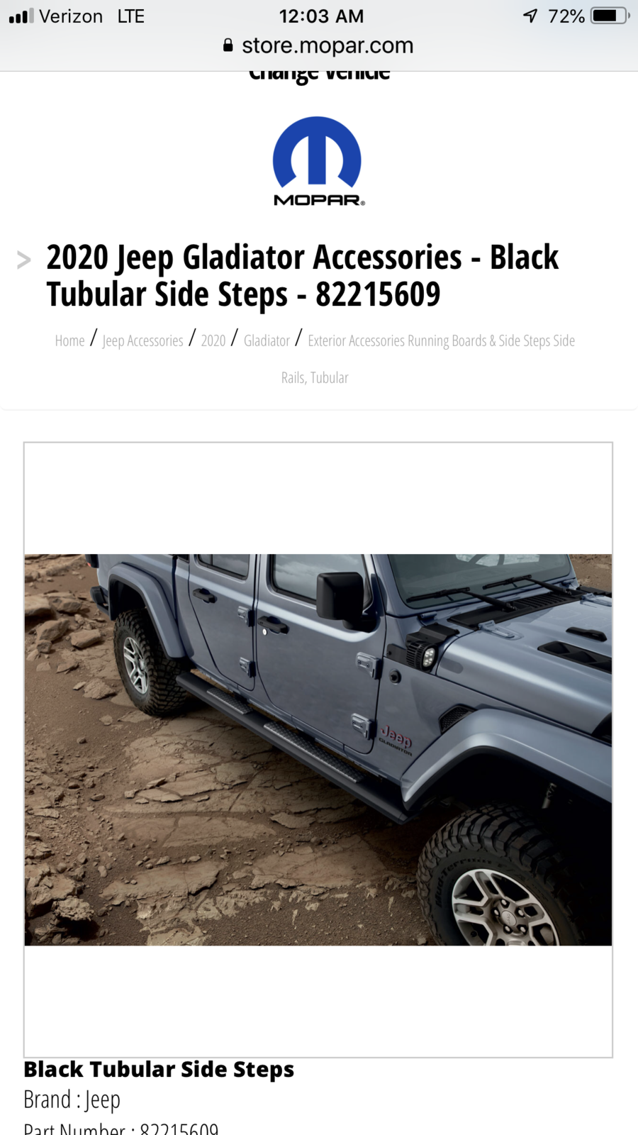 Pennsylvania Looking For Running Boards Jeep Gladiator Forum