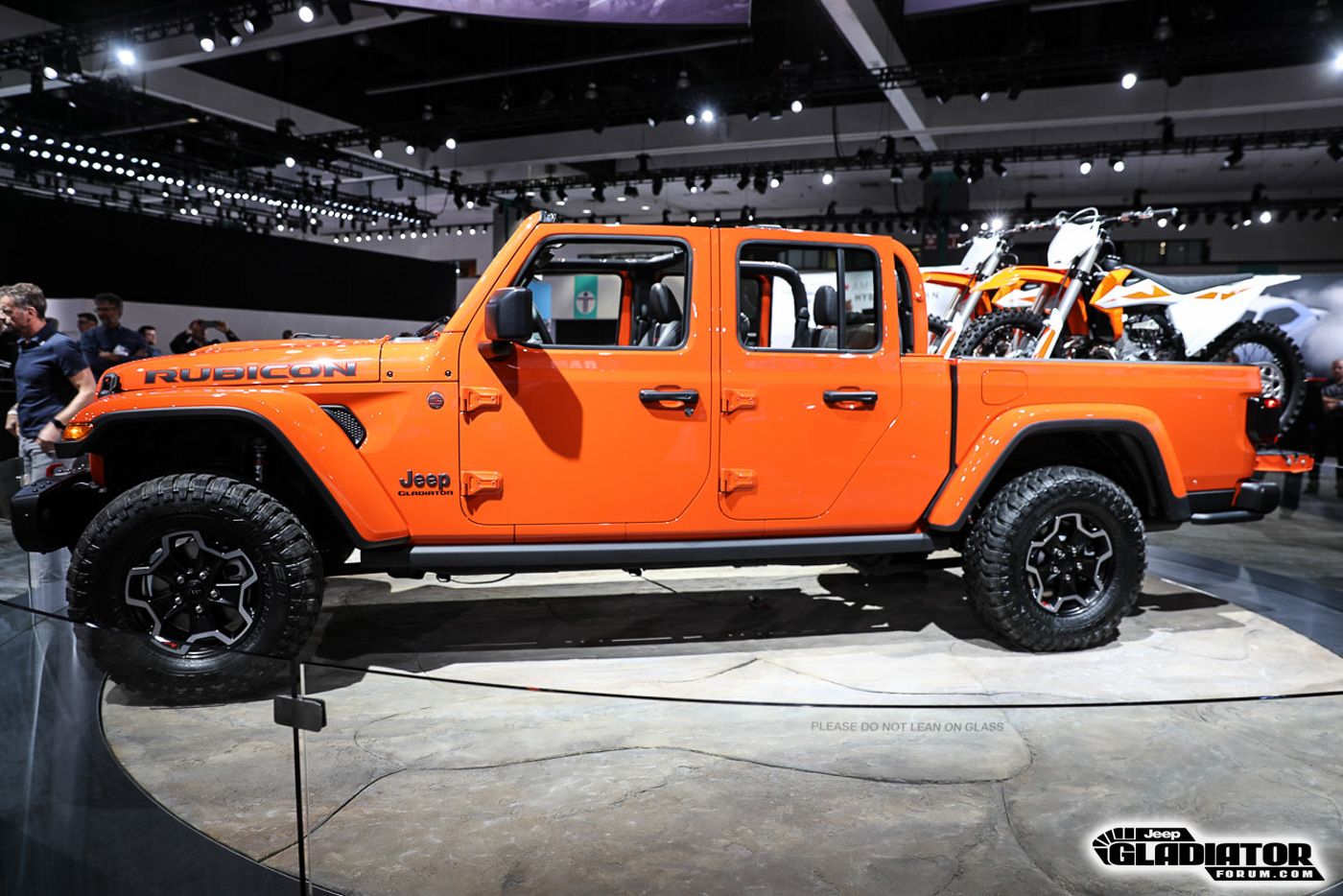 JGF Live Coverage: 2020 Jeep Gladiator Debut from the LA ...