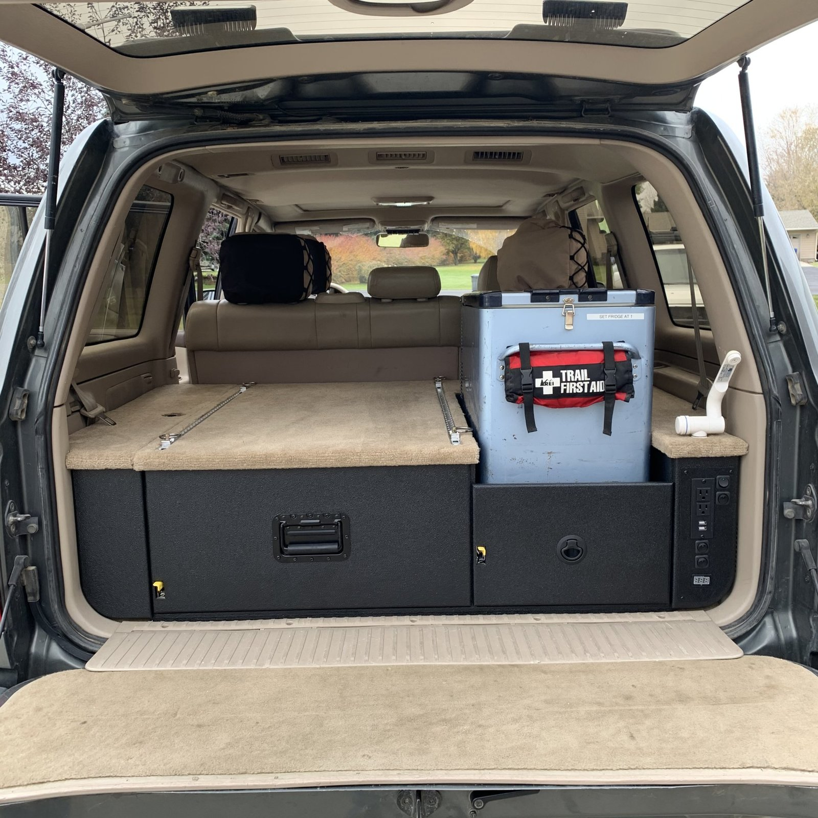 Overland In Bed Drawer System Which Would You Prefer Page 2 Jeep Gladiator Forum Jeepgladiatorforum Com