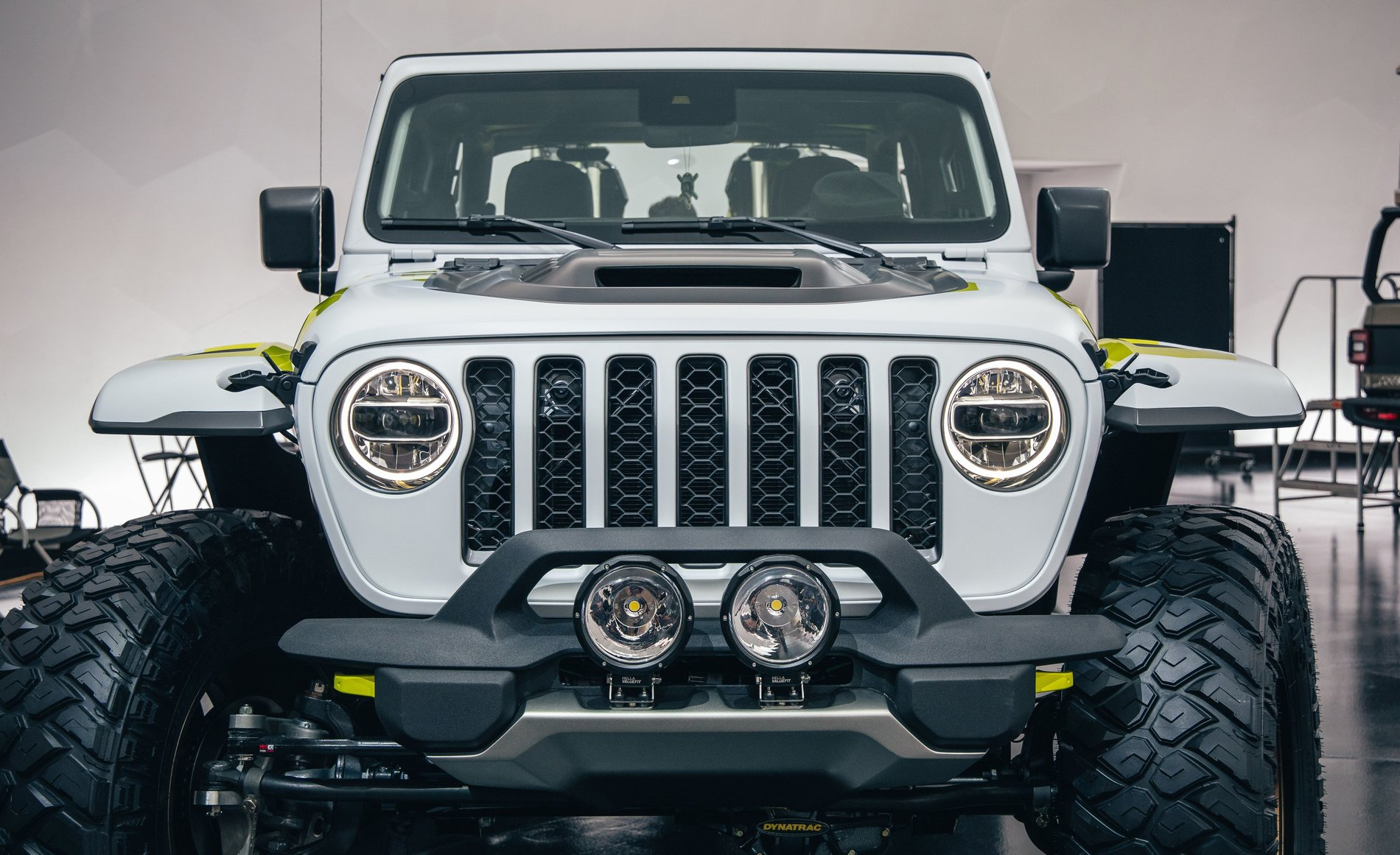 Front Bumper Replacement | Jeep Gladiator Forum ...