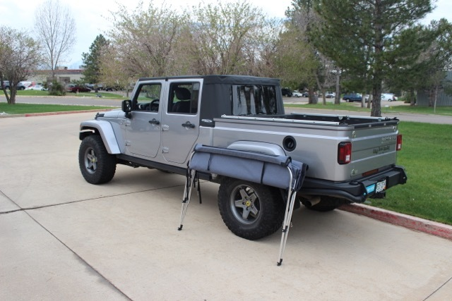 Hardtop Soft Top Canopy Possibilities For Gladiator
