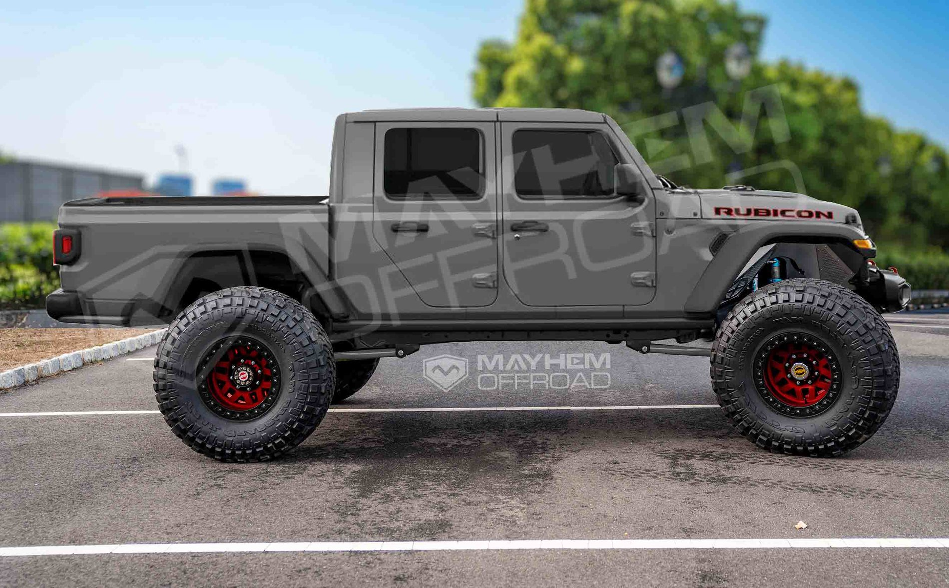 Gladiator Photoshop Renders Jeep Gladiator Forum
