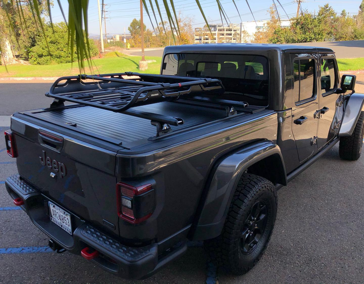 No Retractable Tonneau Covers For Gladiators Jeep Gladiator Forum Jeepgladiatorforum Com