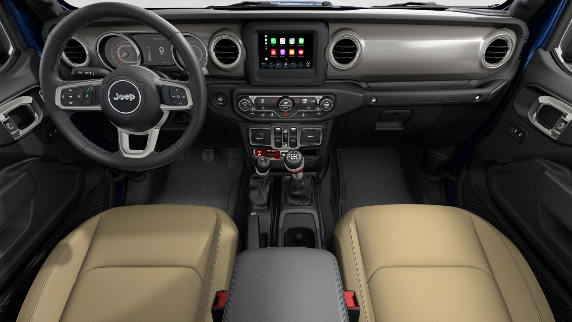 First Look At Saddle Interior In A Rubicon Page 4 Jeep Gladiator Forum Jeepgladiatorforum Com