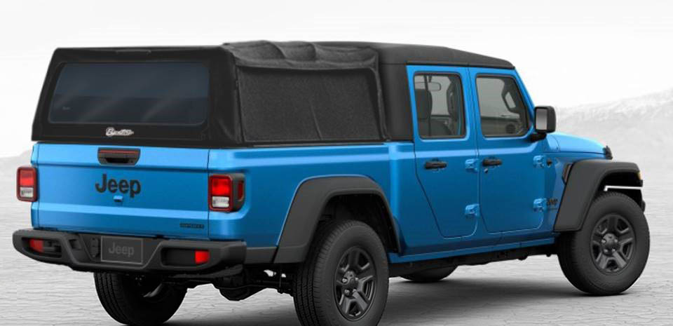 Hardtop / Soft Top / Canopy possibilities for Gladiator ...