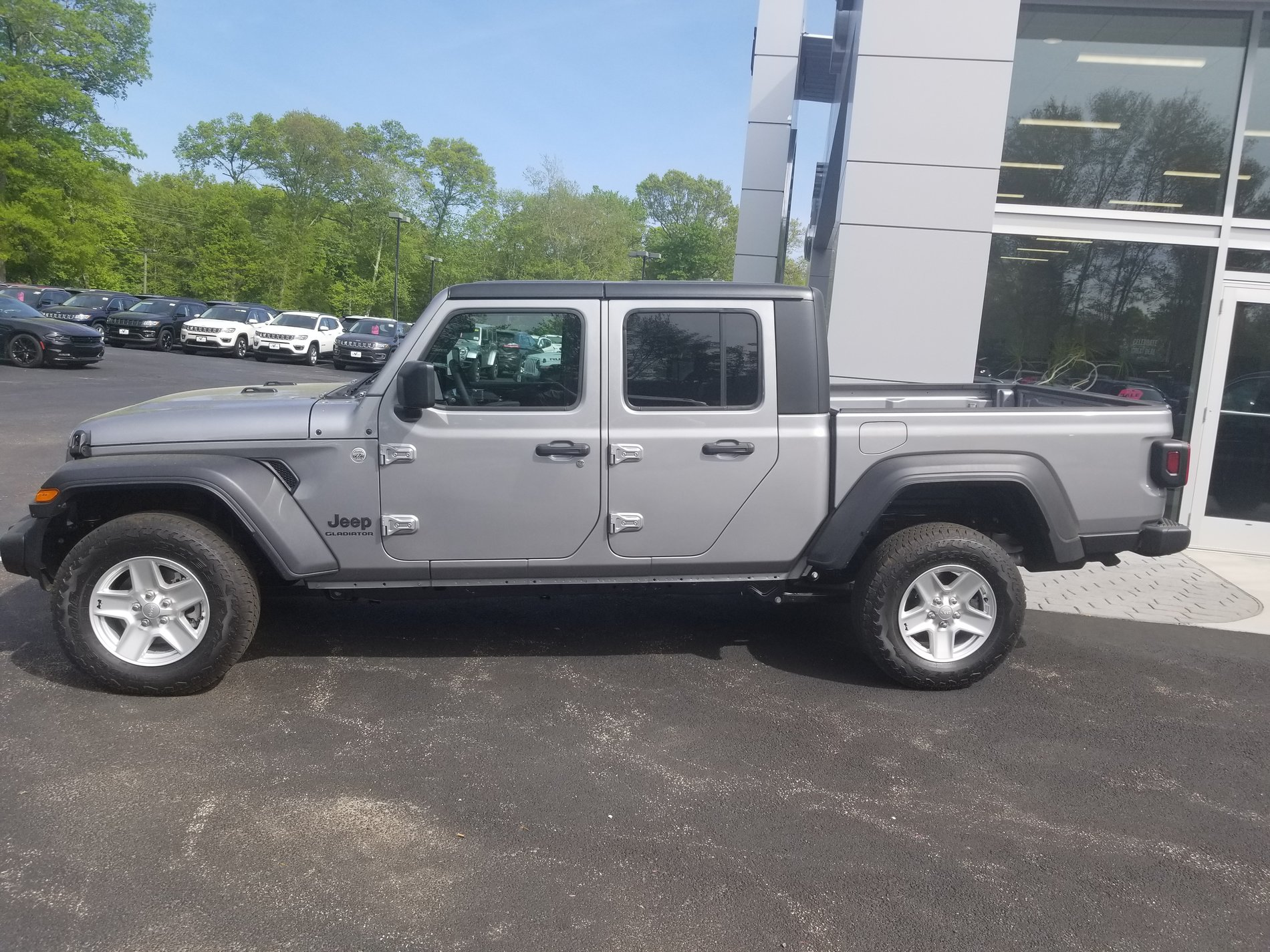 Max Tow Fenders This Is What They Look Like Jeep Gladiator Forum Jeepgladiatorforum Com