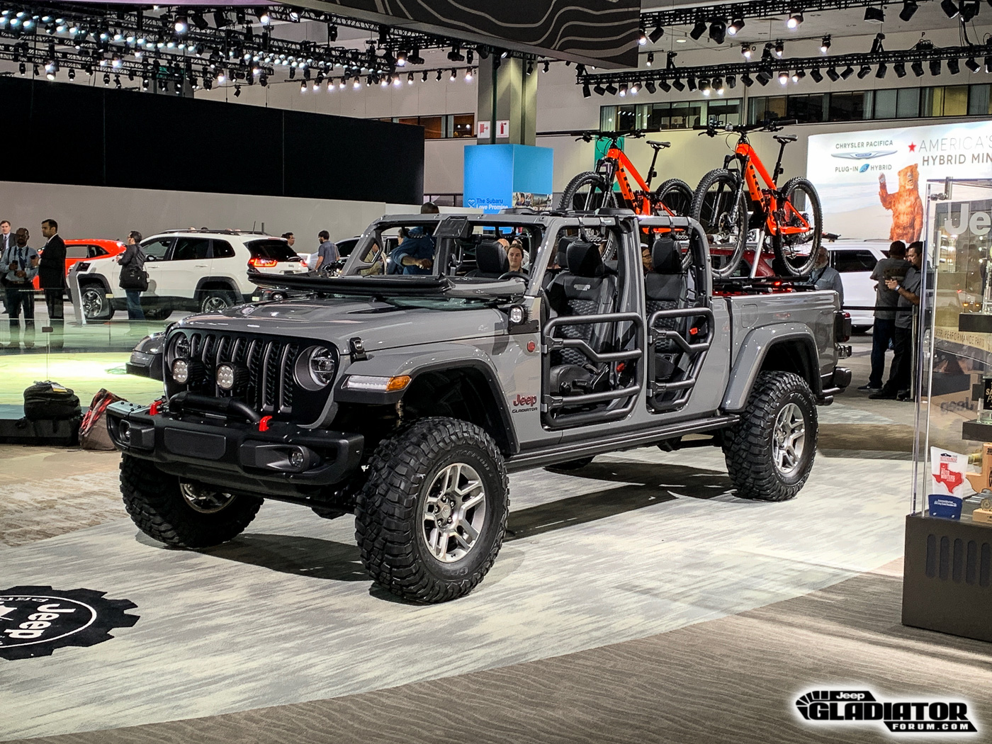 2018 Jeep Rubicon >> STING GRAY Gladiator JT Club | Jeep Gladiator Forum - JeepGladiatorForum.com