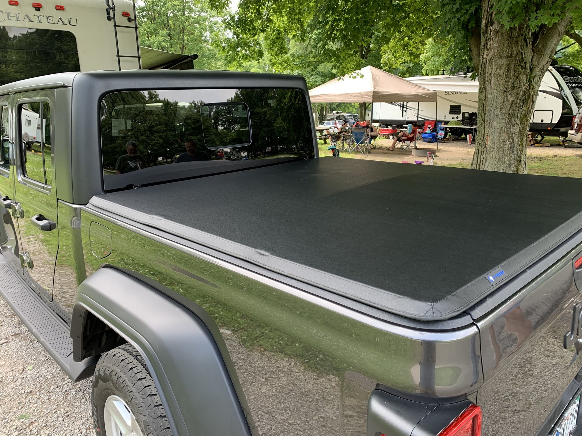 Aftermarket Tonneau Covers Page 4 Jeep Gladiator