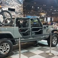 Gladiator EcoDiesel Spotted Testing in Moab | Jeep Gladiator