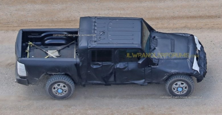 Updated Report Jt Scrambler Pickup Truck Production Pushed To Late 2019