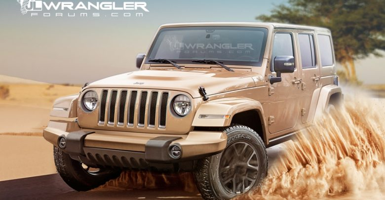 Info We Ve Received From Our Dealer Sources Have Updated The Key Dates List For 2020 Jeep Scrambler Pickup Jt And 2018 Wrangler Jl