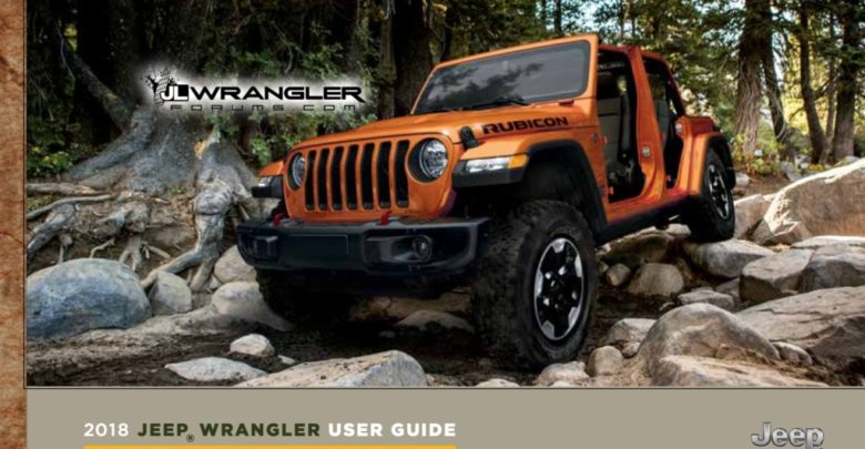 Awaiting Fca S Reveal Of The All New 2018 Jl Wrangler How About We Take A Preemptive Deep Dive With Official Jeep Owner Manual