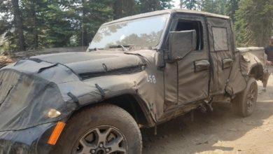 Jeep Wrangler Pickup Truck 2020 Jeep Gladiator Jt News And