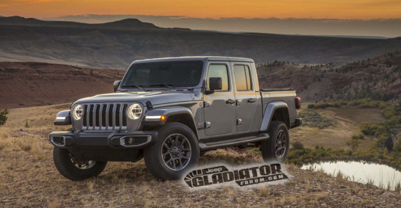 Beliebt Bevorzugt Submit Your Questions and Requests for Our Jeep Gladiator LA Show @VJ_94