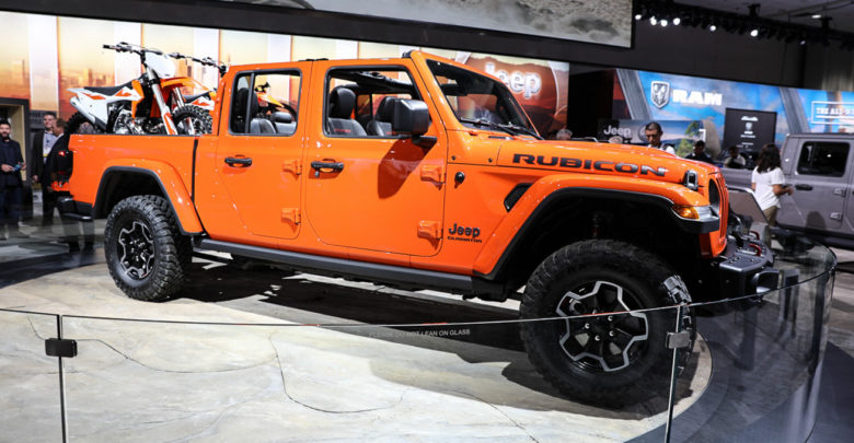 Anybody have the new Jeep Gladiator in here? - AR15.COM