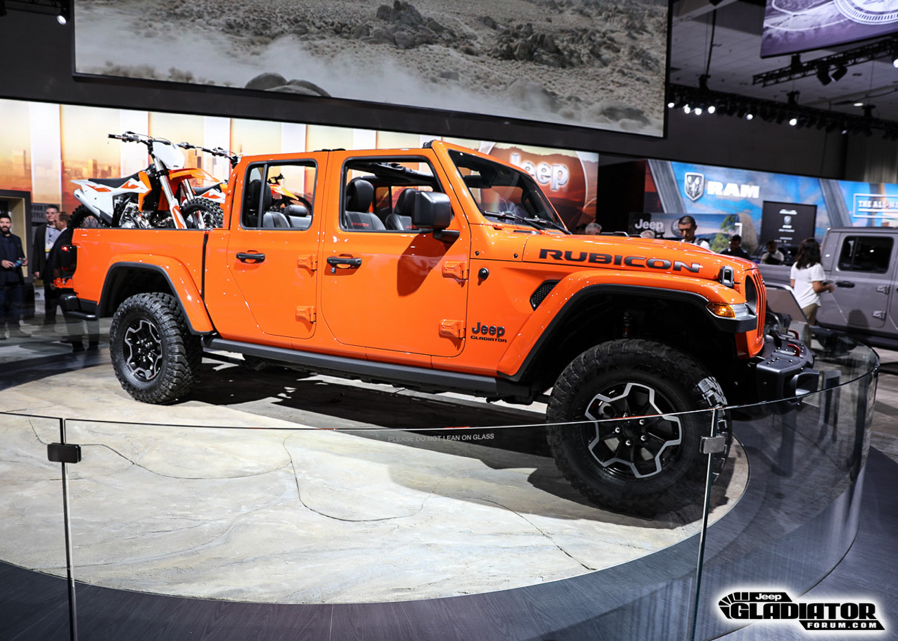 Read Our Q Amp A For Even More Jeep Gladiator Info 2020