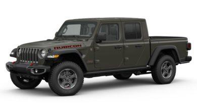 Black Jeep Gladiator JT First Look! – 2020+ Jeep Gladiator ...