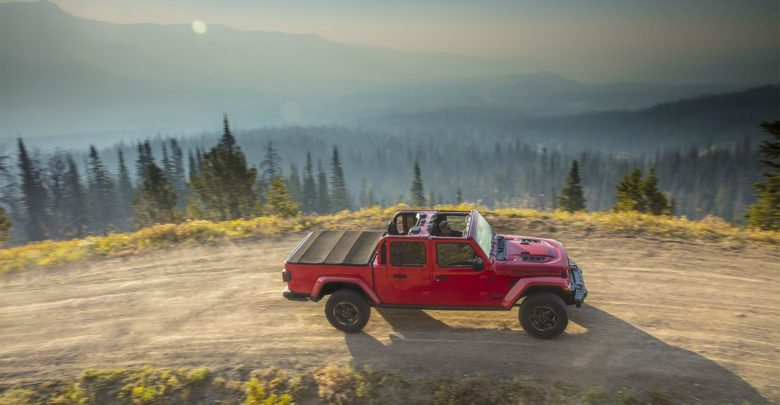 Press Release: 2020 Jeep Gladiator Revealed with ...