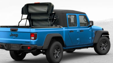 More Details on Jeep Gladiator Soft Top and Tonneau Cover ...