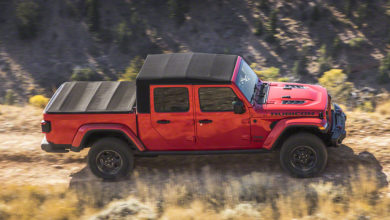 2020 Jeep Gladiator Soft Top For Sale