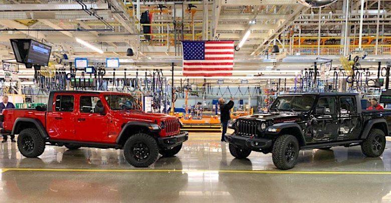 a look inside the gladiator toledo plant  u2013 2020  jeep gladiator  jt  news and forum