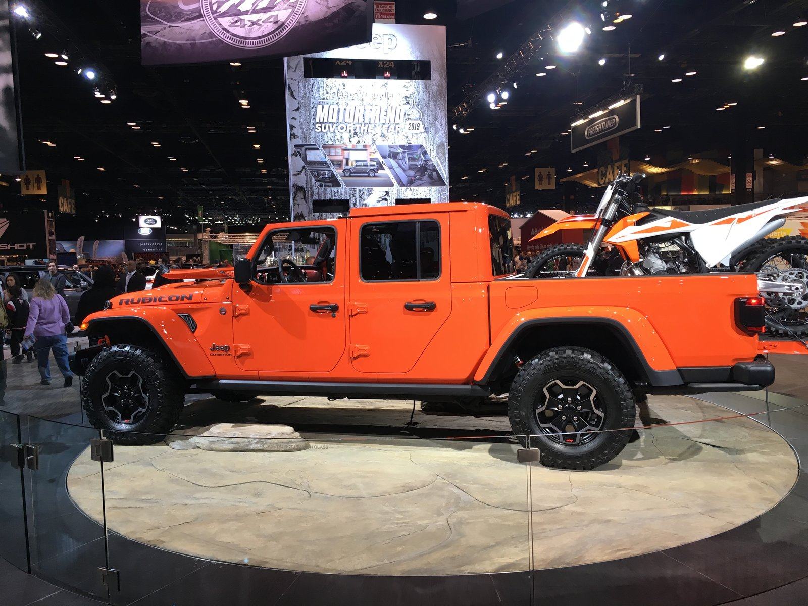 Icymi Jeep Gladiator Lands In Chicago 2020 Jeep