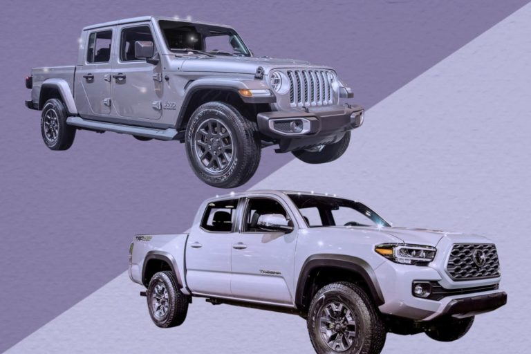 Gladiator Vs Tacoma Review 2020 Jeep Gladiator Jt News And