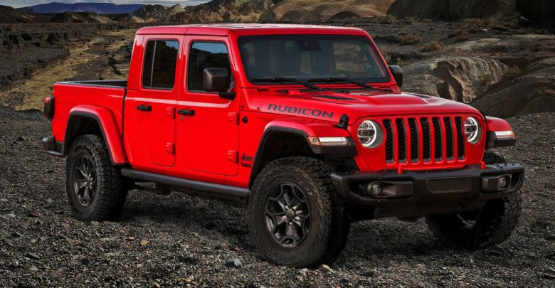 2020 Jeep Gladiator Launch Edition Announced For One-Day ...