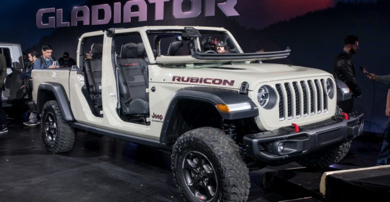 Dealers Offering Discounts On 2020 Jeep Gladiator Orders 2020