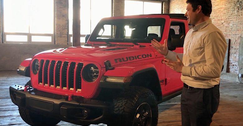 Jeep Gladiator Media Walkthrough Video – 2020+ Jeep