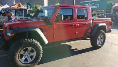 Easter Jeep Safari 2020 Jeep Gladiator Jt News And
