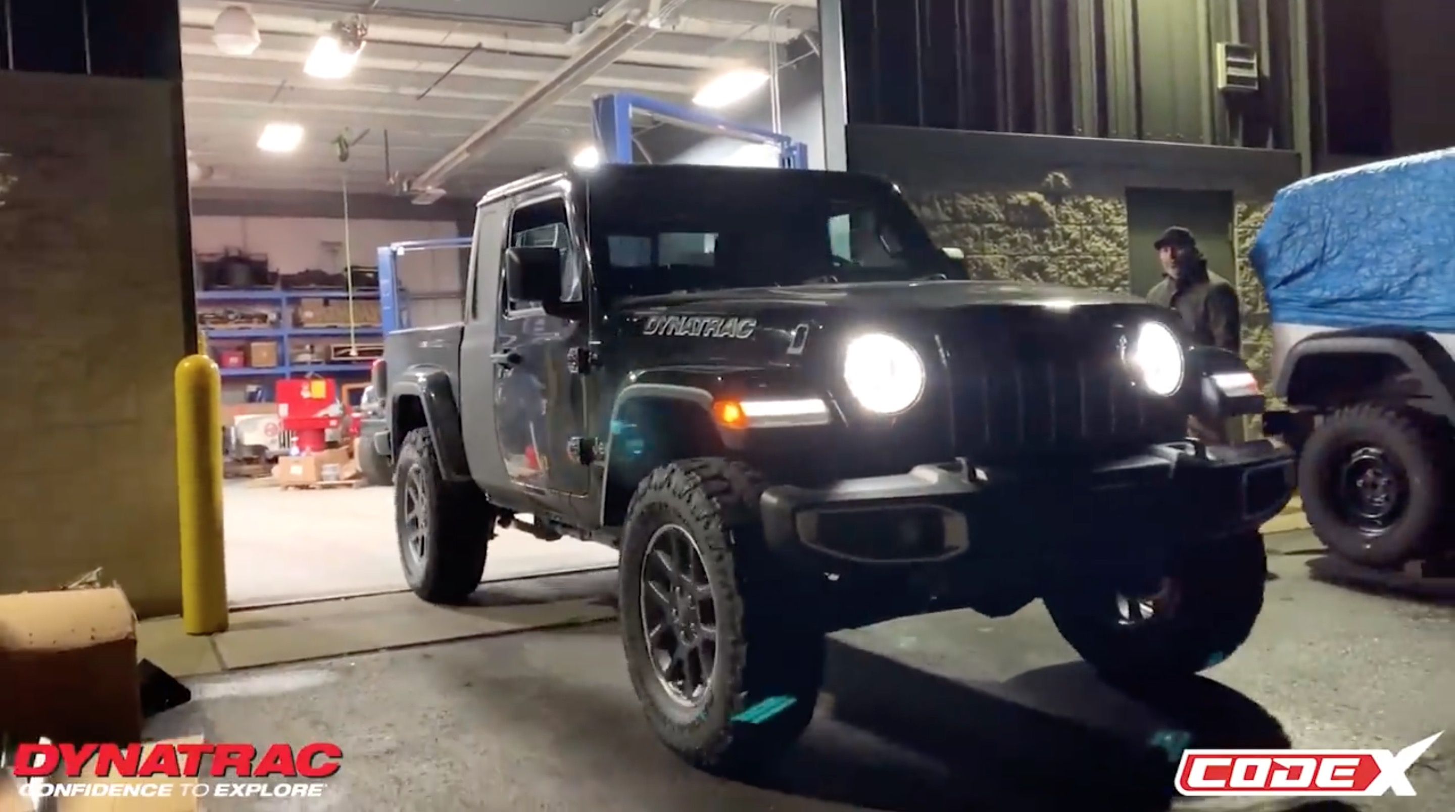 Hellcat Gladiator Build By Dynatrac Is Alive 2020 Jeep