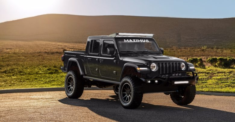 """1,000 HP Jeep Gladiator """"Maximus 1000"""" by Hennessey – 2020+"""