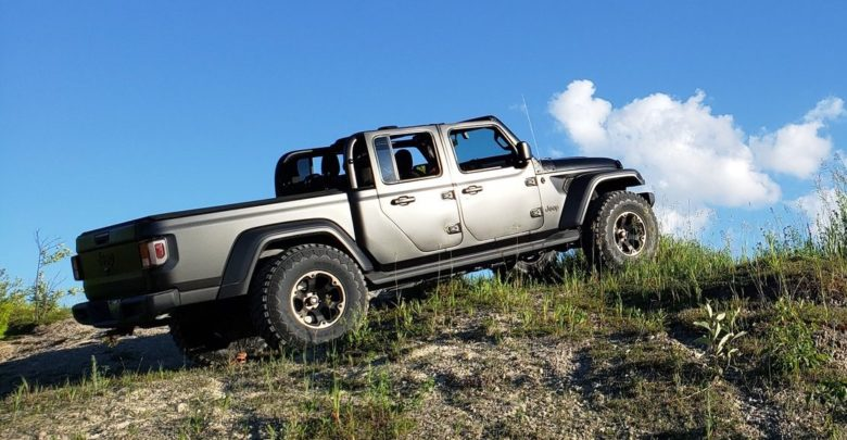 37″ Tires On Jeep Gladiator Without a Lift Kit – 2020 ...