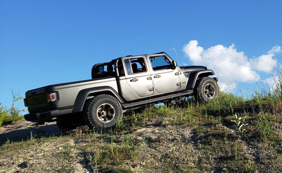 Mopar Lift Kit >> 37″ Tires On Jeep Gladiator Without a Lift Kit – 2020+ Jeep Gladiator (JT) News and Forum ...
