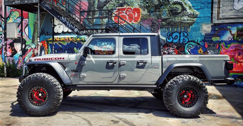 2020 Jeep Gladiator Rubicon Build