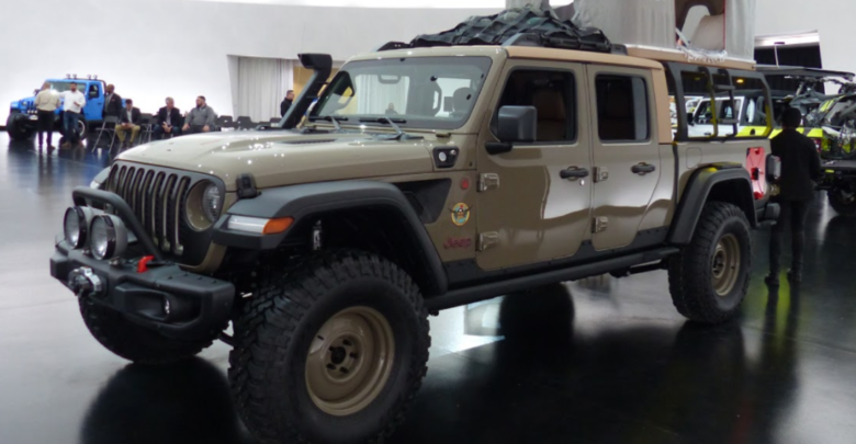 Gator Gladiator Can Now Be Ordered 2020 Jeep Gladiator