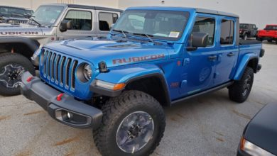 2020+ Jeep Gladiator (JT) News and Forum