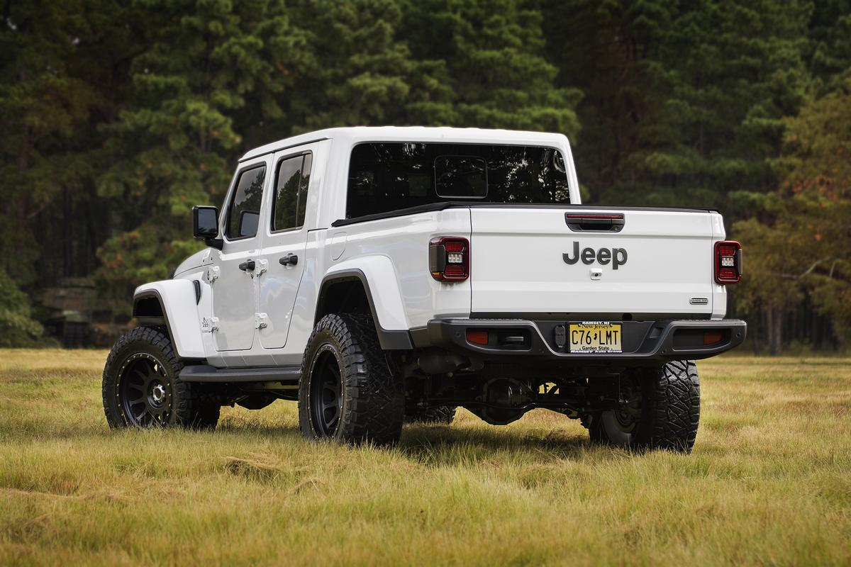 2020 Gladiator Overland Build by Tourenwagen – 2020+ Jeep ...
