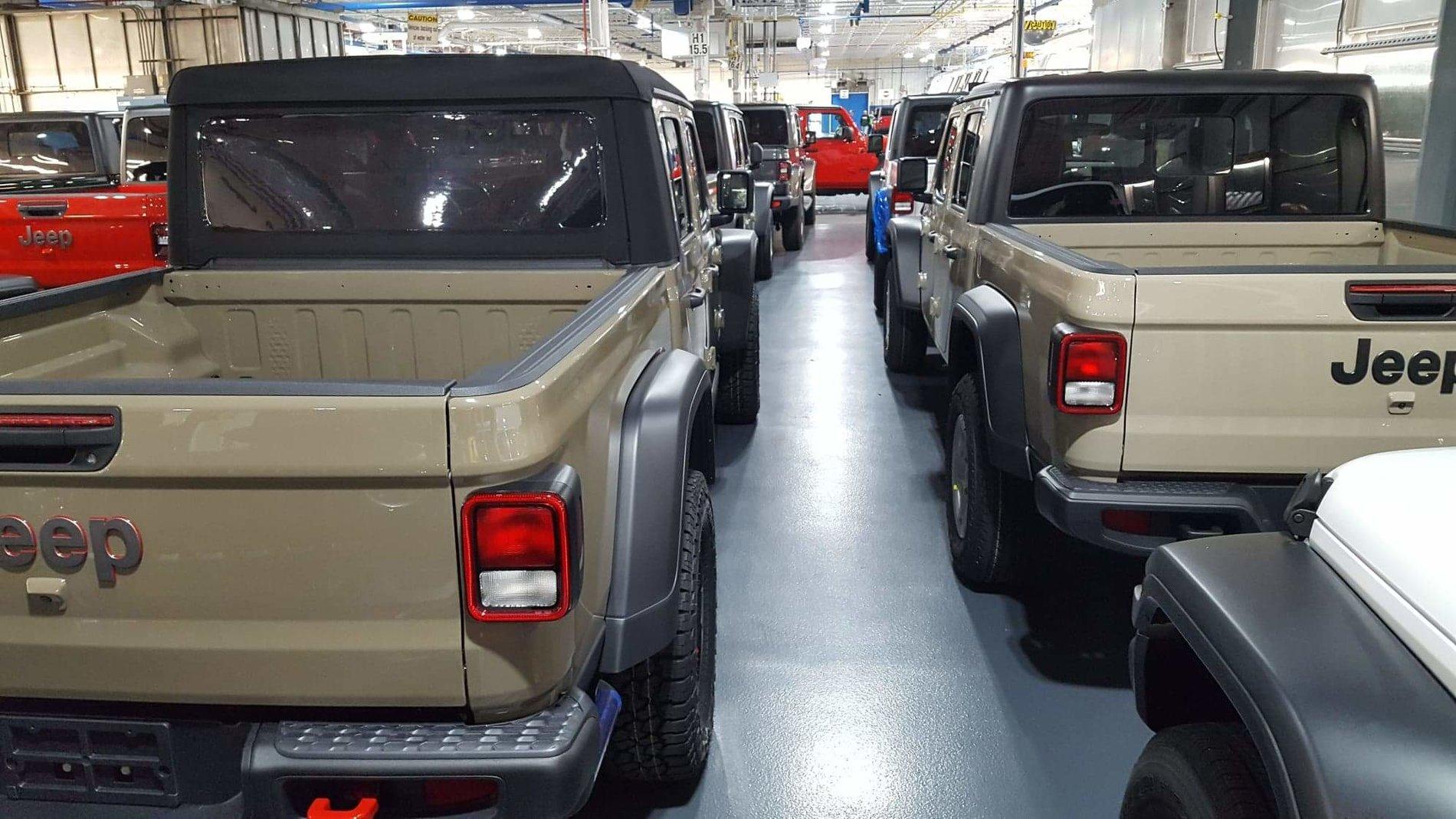 2020 Jeep Gladiator Gator Supercars Gallery