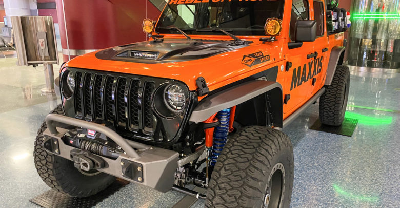 Sema Show 2020.Jgf 2019 Sema Show Coverage Begins 2020 Jeep Gladiator