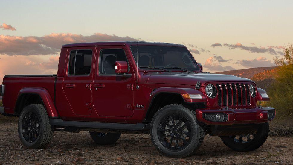2020 jeep gladiator high altitude edition - 2020+ jeep